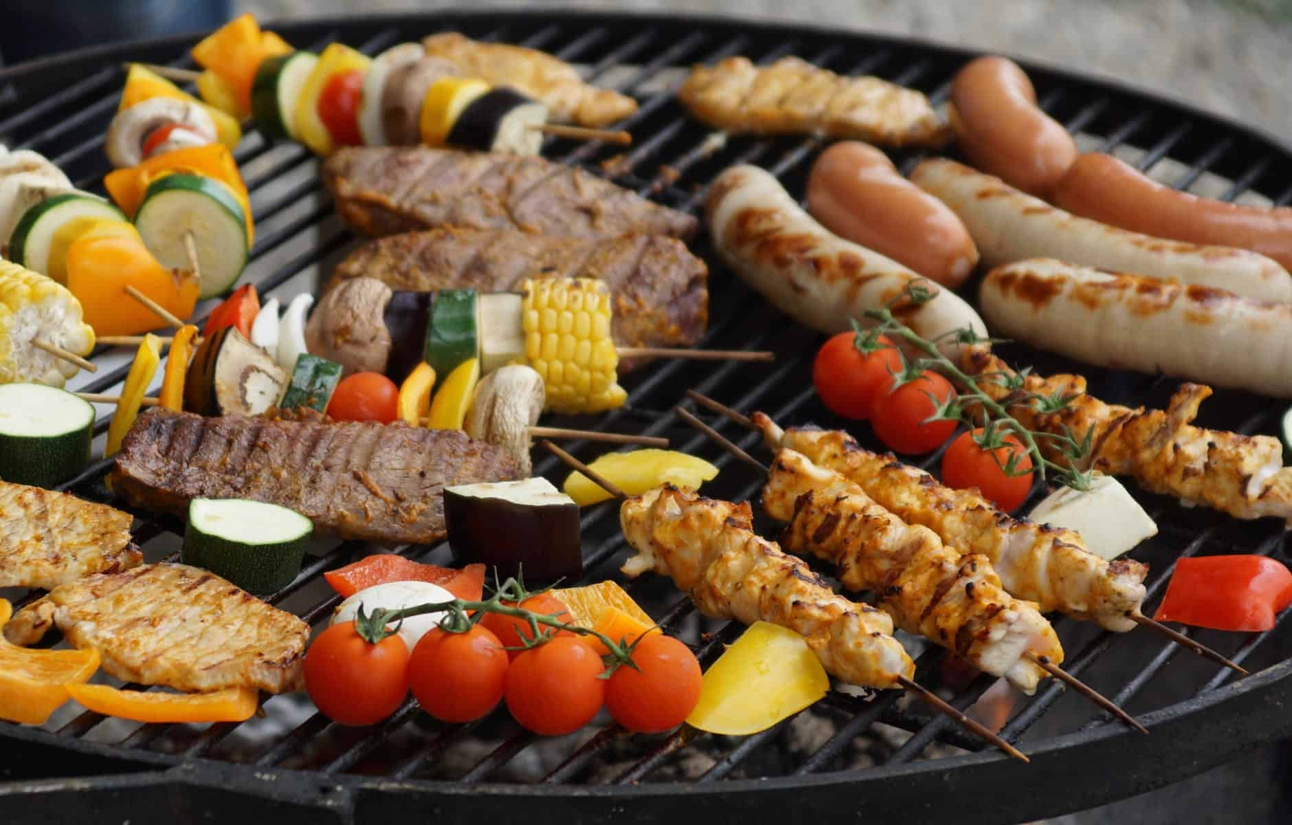 Now Pack-Up Your Bbq Outdoor Cooking Setup