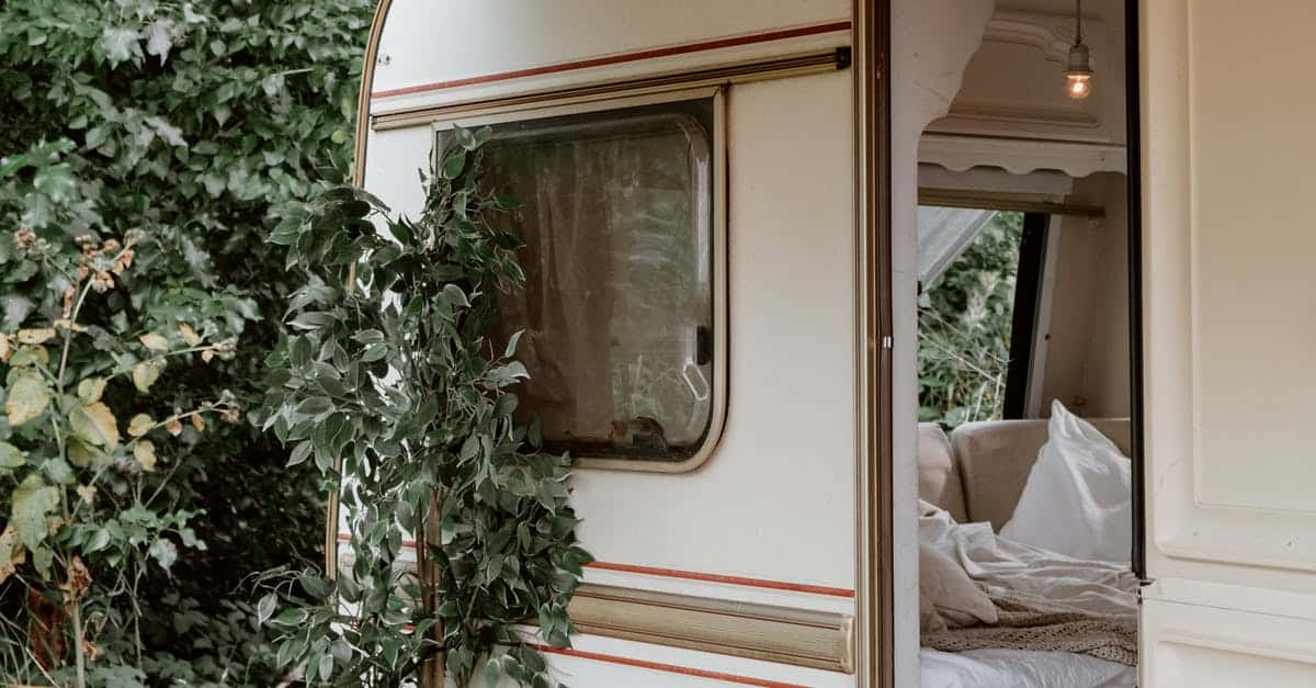 travel trailer camping ideas